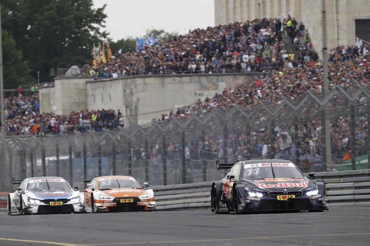 Marco Wittmann (GER) - BMW M4 DTM BMW Team RMG 02.07.2017