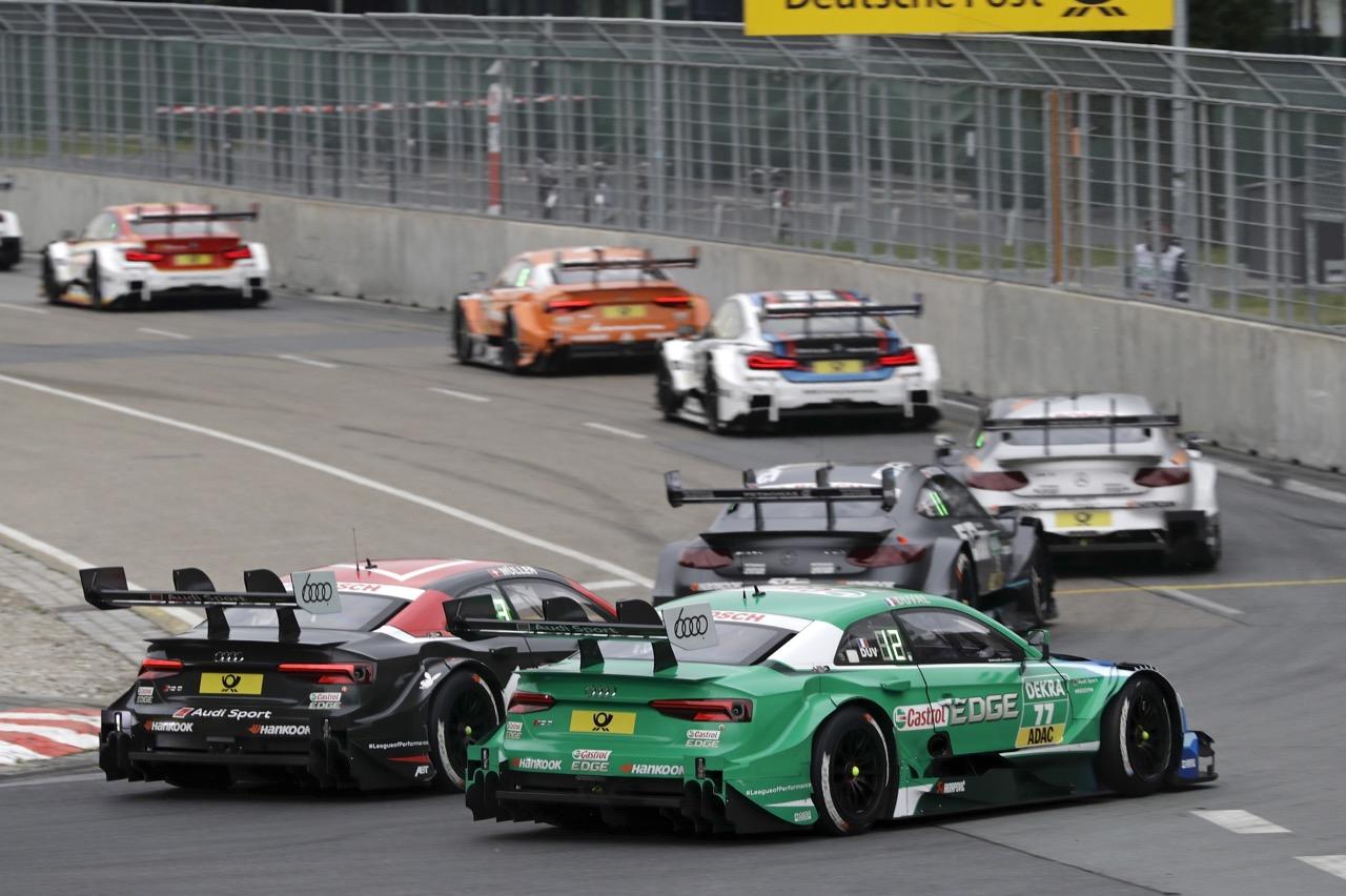 LoÔc Duval (FRA) - Audi RS 5 DTM Audi Sport Team Phoenix 02.07.2017