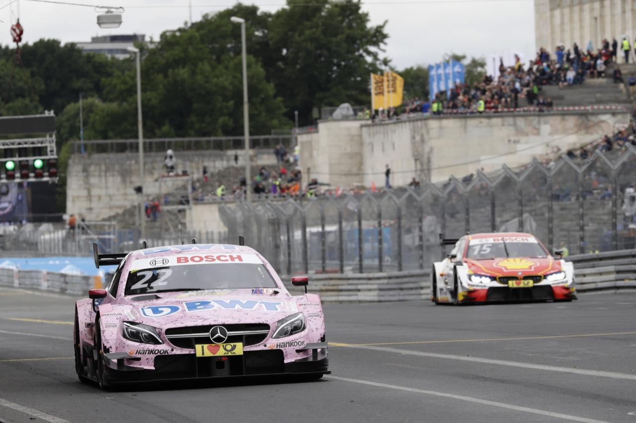 DTM Norisring 30 giugno - 2 luglio 2017