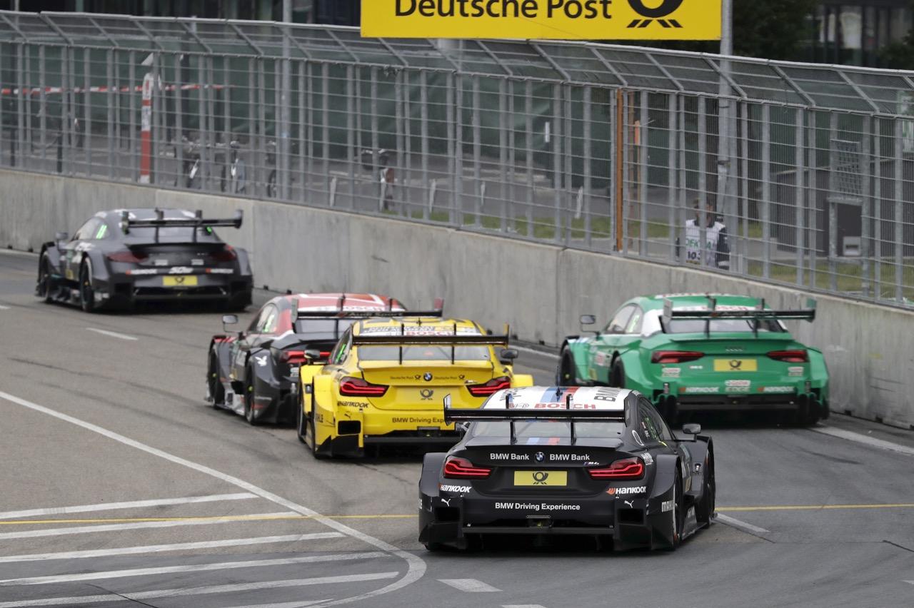 Bruno Spengler (CAN) - BMW M4 DTM BMW Team RBM 02.07.2017