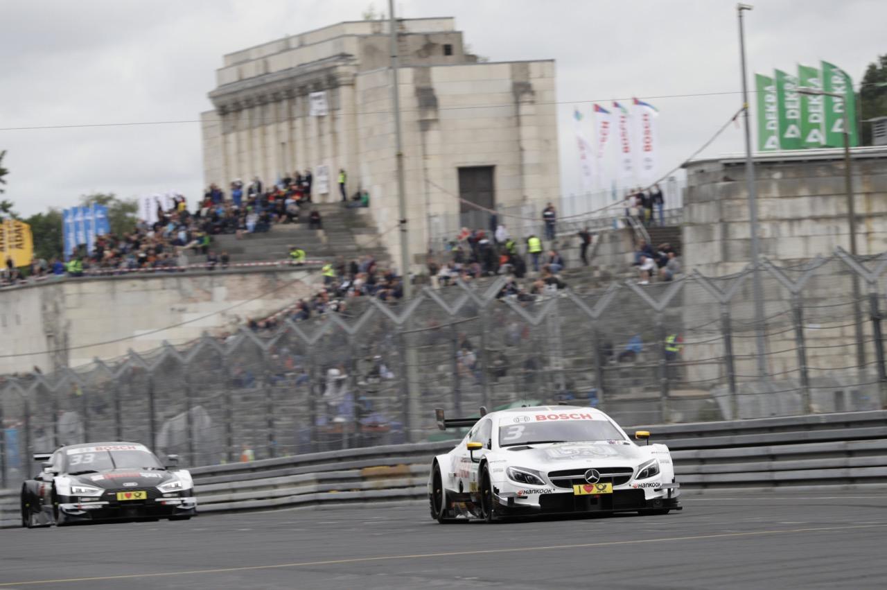 Paul Di Resta (GBR) - Mercedes-AMG C63 DTM Mercedes-AMG Motorsport SILBERPFEIL Energy 01.07.2017
