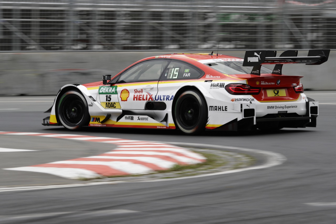 Augusto Farfus (BRA) - BMW M4 DTM BMW Team RMG 01.07.2017,