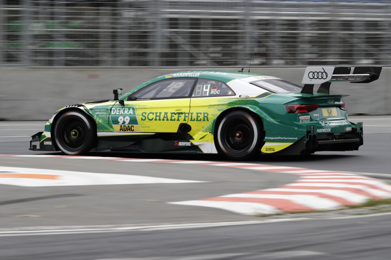 Mike Rockenfeller (GER) - Audi RS 5 DTM Audi Sport Team Phoenix 01.07.2017
