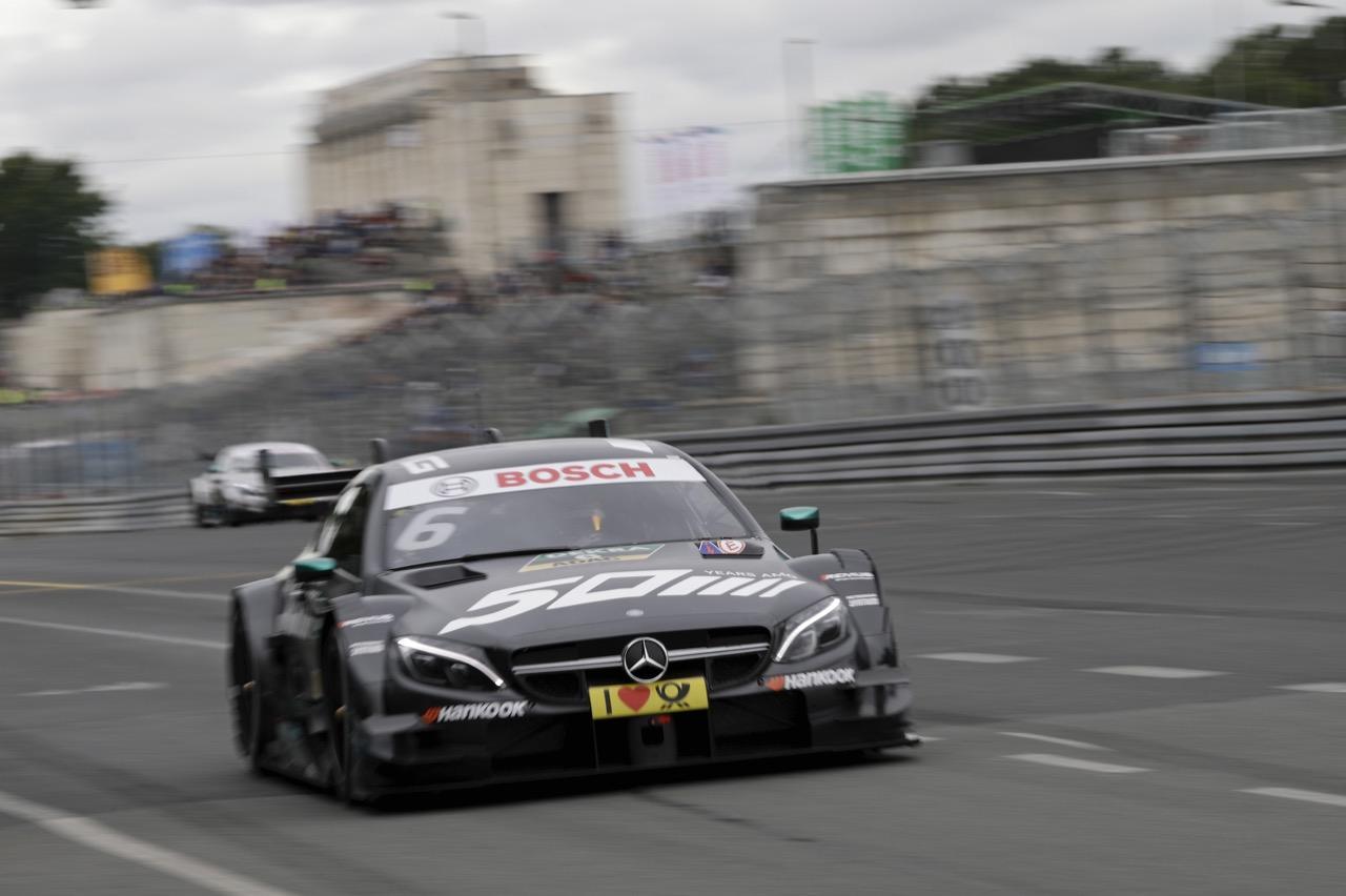 Robert Wickens (CAN) - Mercedes-AMG C 63 DTM Mercedes-AMG Motorsport Mercedes me 01.07.2017
