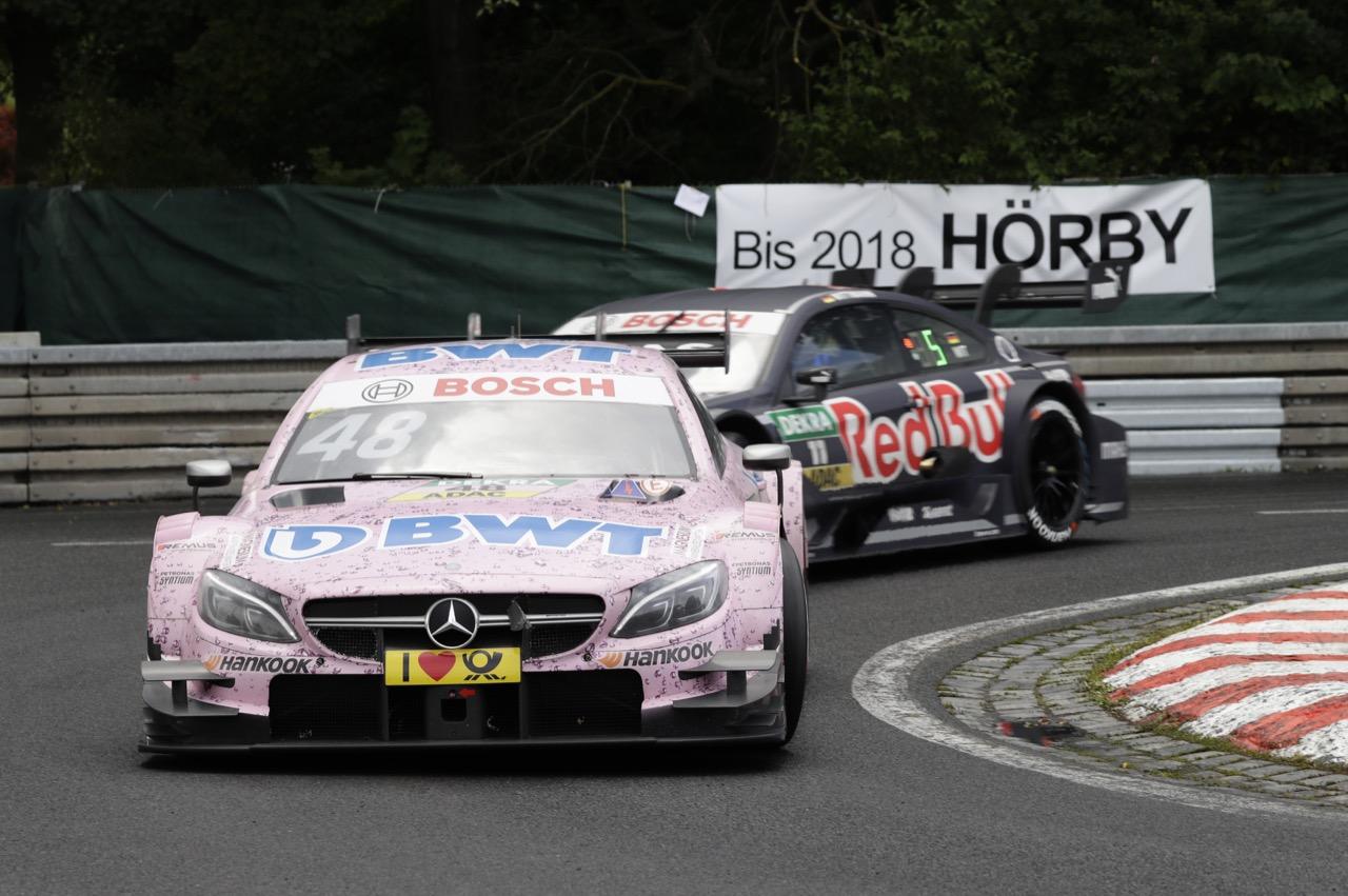Edoardo Mortara (ITA) - Mercedes-AMG C 63 DTM Mercedes-AMG Motorport BWT 01.07.2017