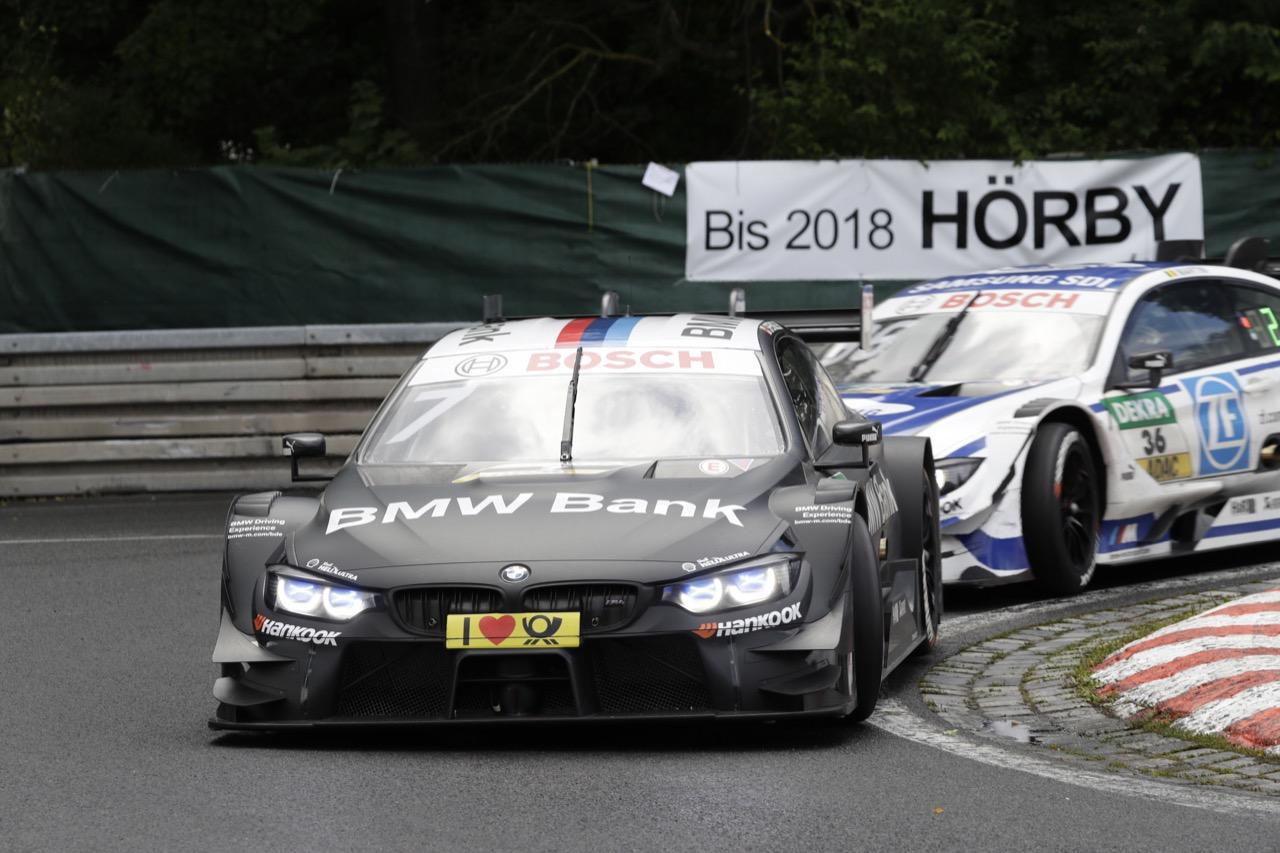 Bruno Spengler (CAN) - BMW M4 DTM BMW Team RBM 01.07.2017