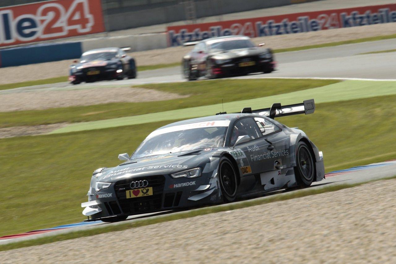 Dtm Round 4 Eurospeedway Lausitz Germania 14 16 Giugno