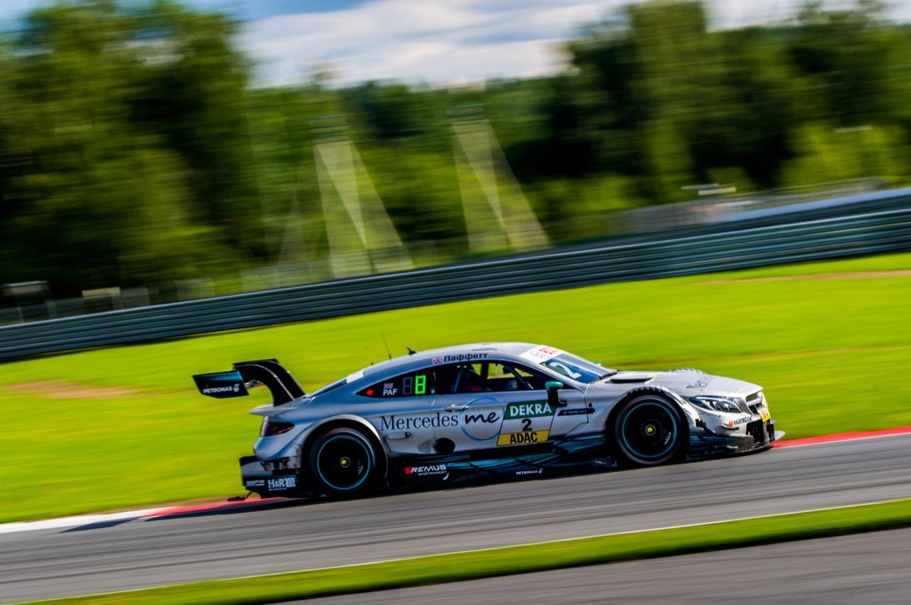Gary Paffett (GBR) Mercedes-AMG Team HWA, Mercedes-AMG C63 DTM 22.07.2017