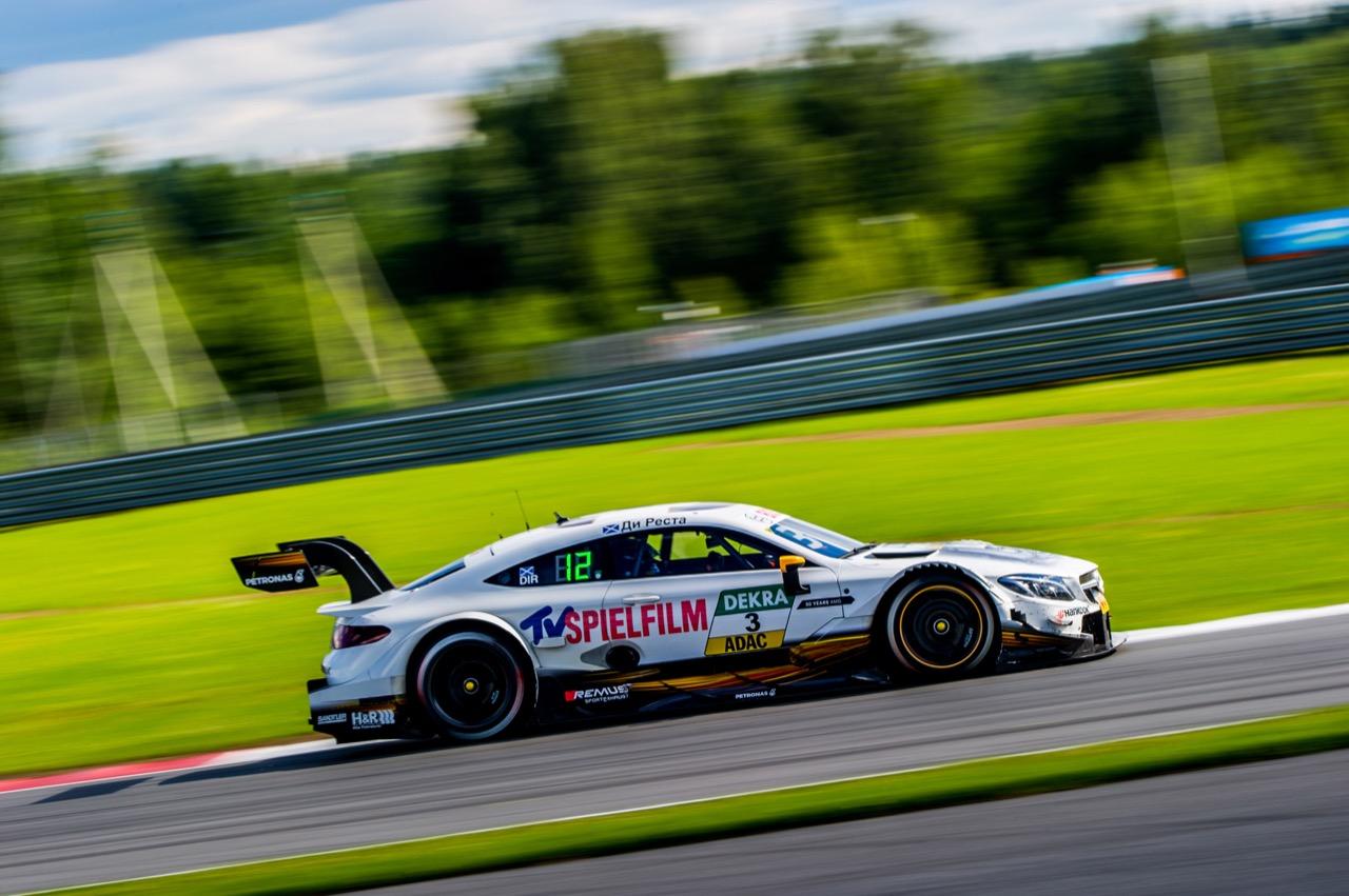 Paul Di Resta (GBR) Mercedes-AMG Team HWA, Mercedes-AMG C63 DTM 22.07.2017