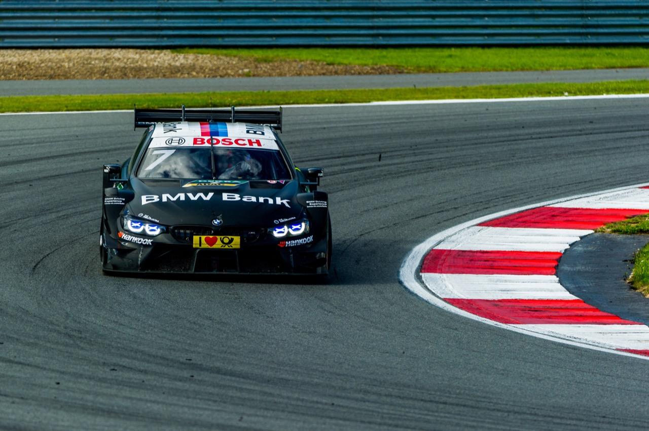 Bruno Spengler (CAN) BMW Team RBM, BMW M4 DTM 22.07.2017