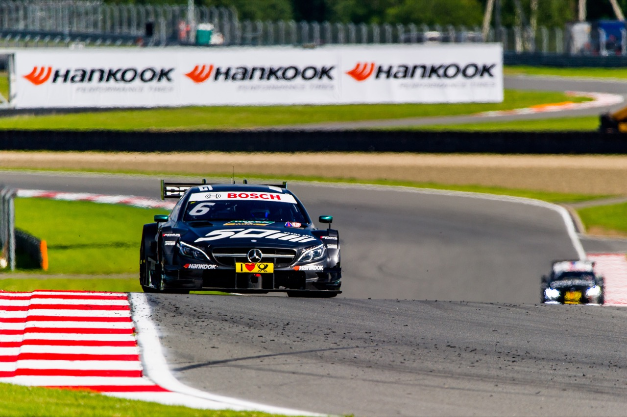 Robert Wickens (CAN) Mercedes-AMG Team HWA, Mercedes-AMG C63 DTM 22.07.2017