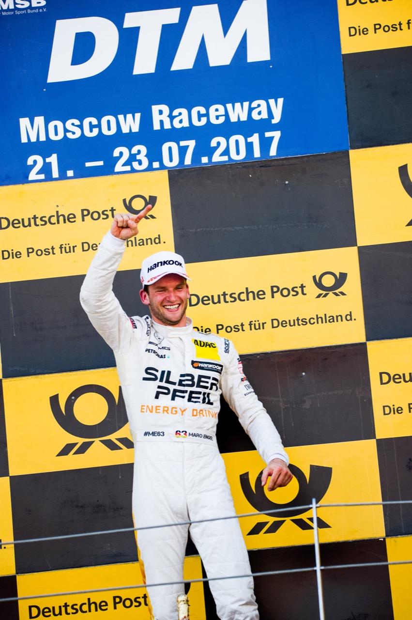 Maro Engel (GER) Mercedes-AMG Team HWA, Mercedes-AMG C63 DTM 23.07.2017