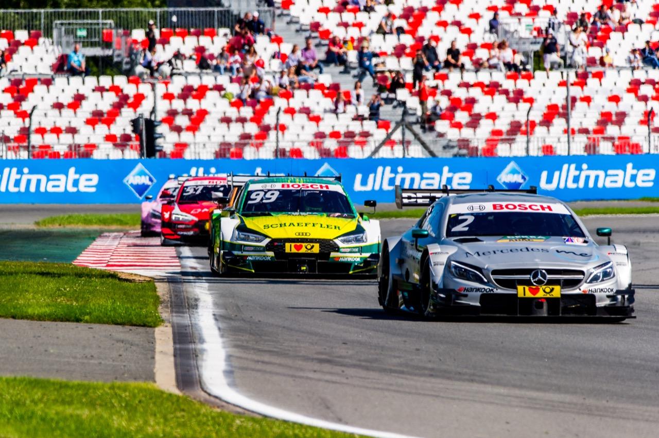 Gary Paffett (GBR) Mercedes-AMG Team HWA, Mercedes-AMG C63 DTM 23.07.2017