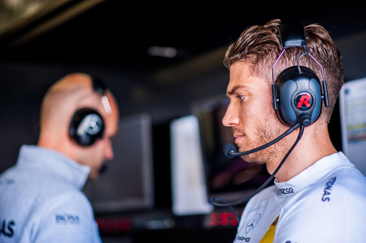Edoardo Mortara (ITA) Mercedes-AMG Team HWA, Mercedes-AMG C63 DTM 21.07.2017