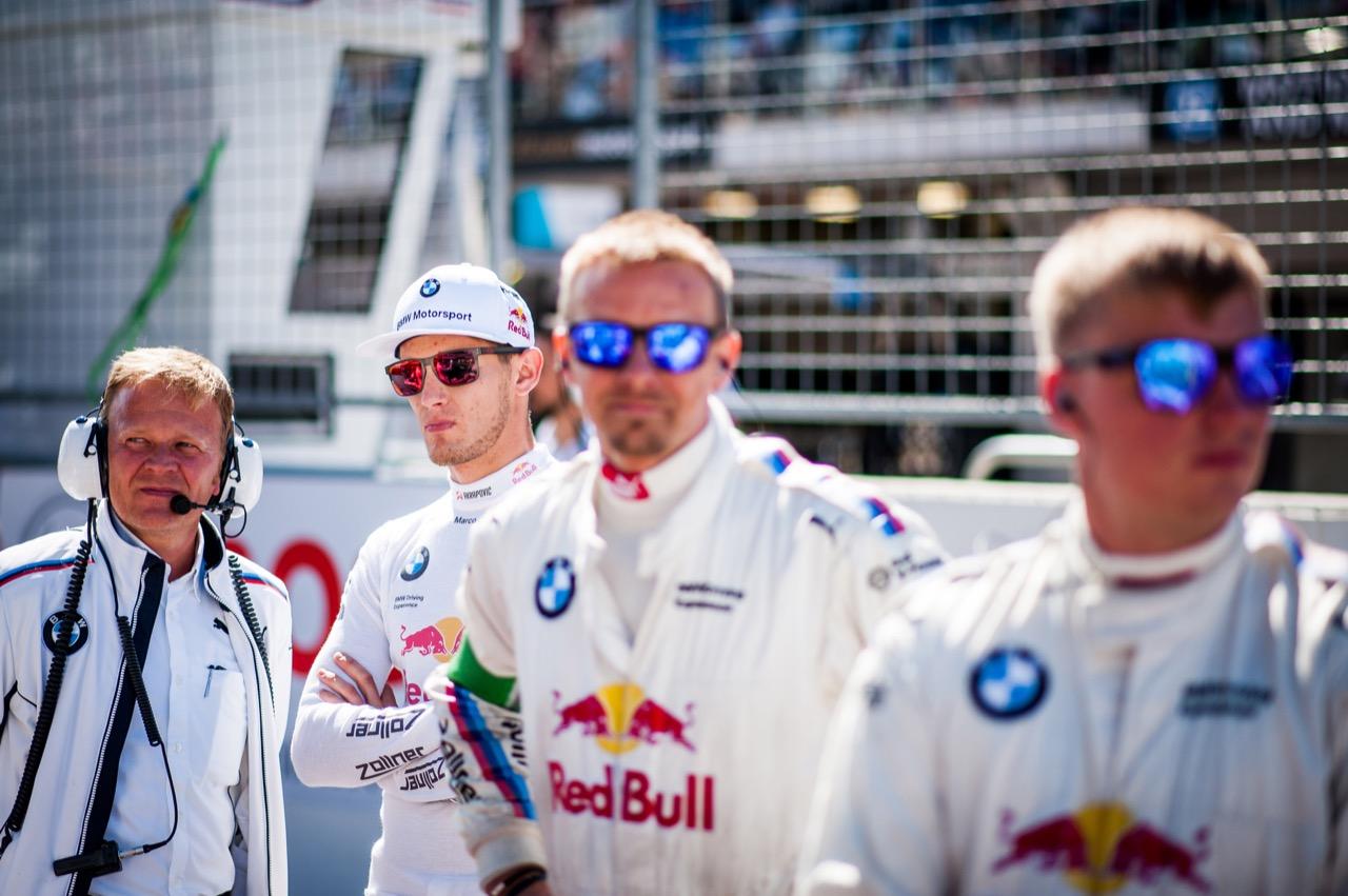 Marco Wittmann (GER) BMW Team RMG, BMW M4 DTM 23.07.2017