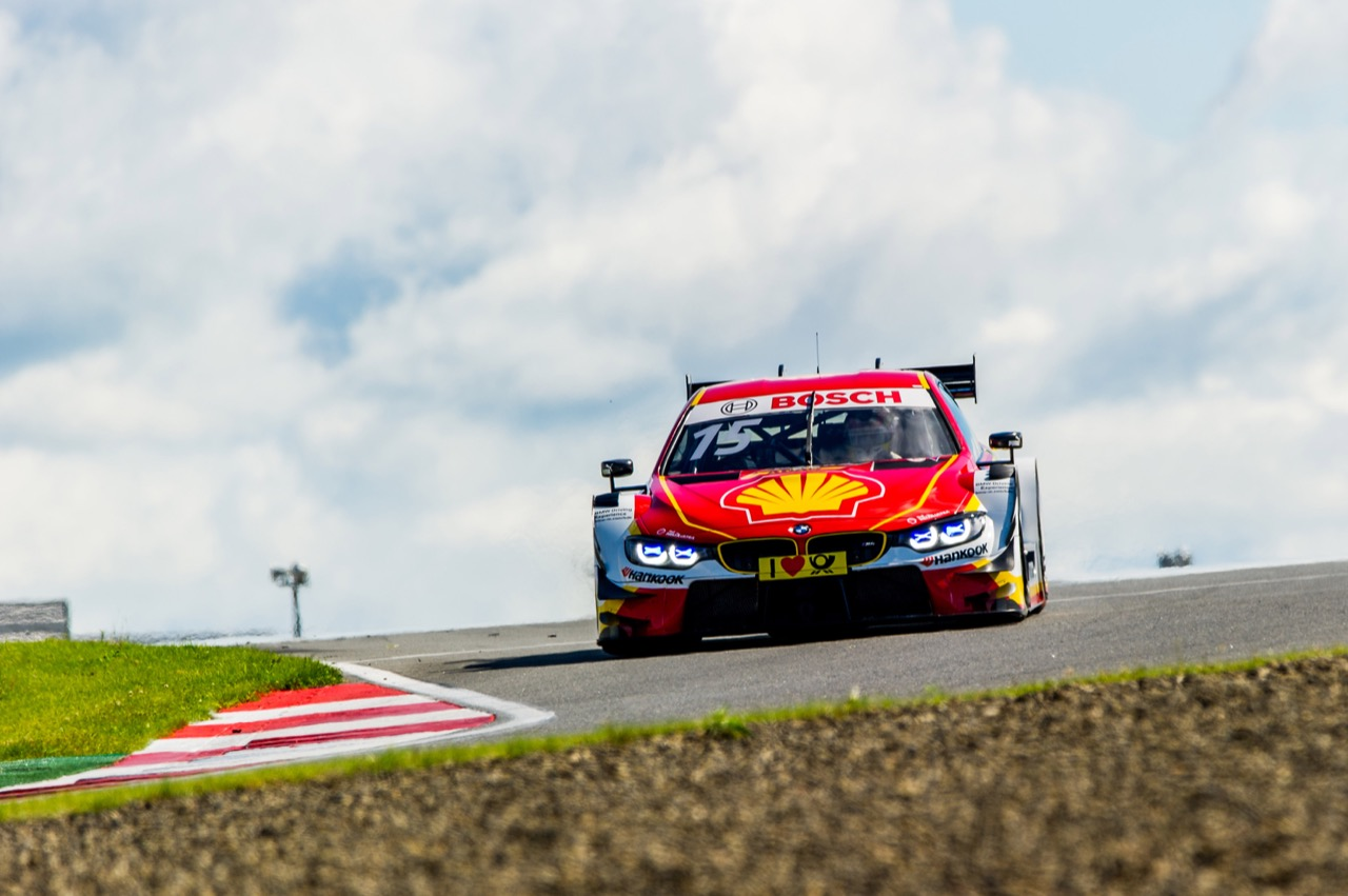 Augusto Farfus (BRA) BMW Team RMG, BMW M4 DTM 23.07.2017