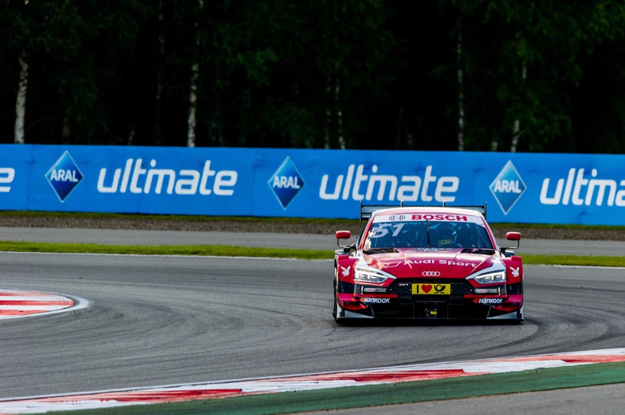 Nico Muller (SUI) Audi Sport Team Abt Sportsline, Audi RS 5 DTM 21.07.2017