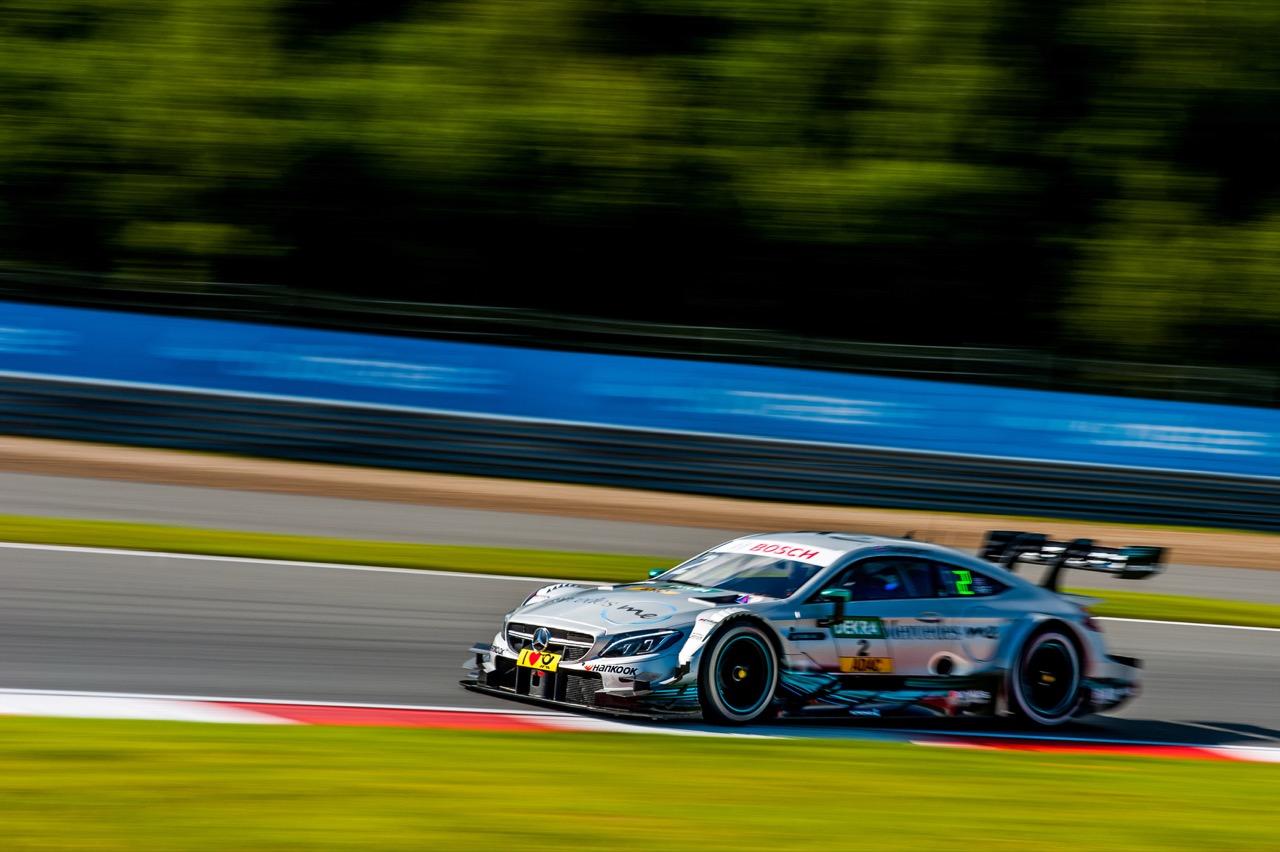 Gary Paffett (GBR) Mercedes-AMG Team HWA, Mercedes-AMG C63 DTM 21.07.2017