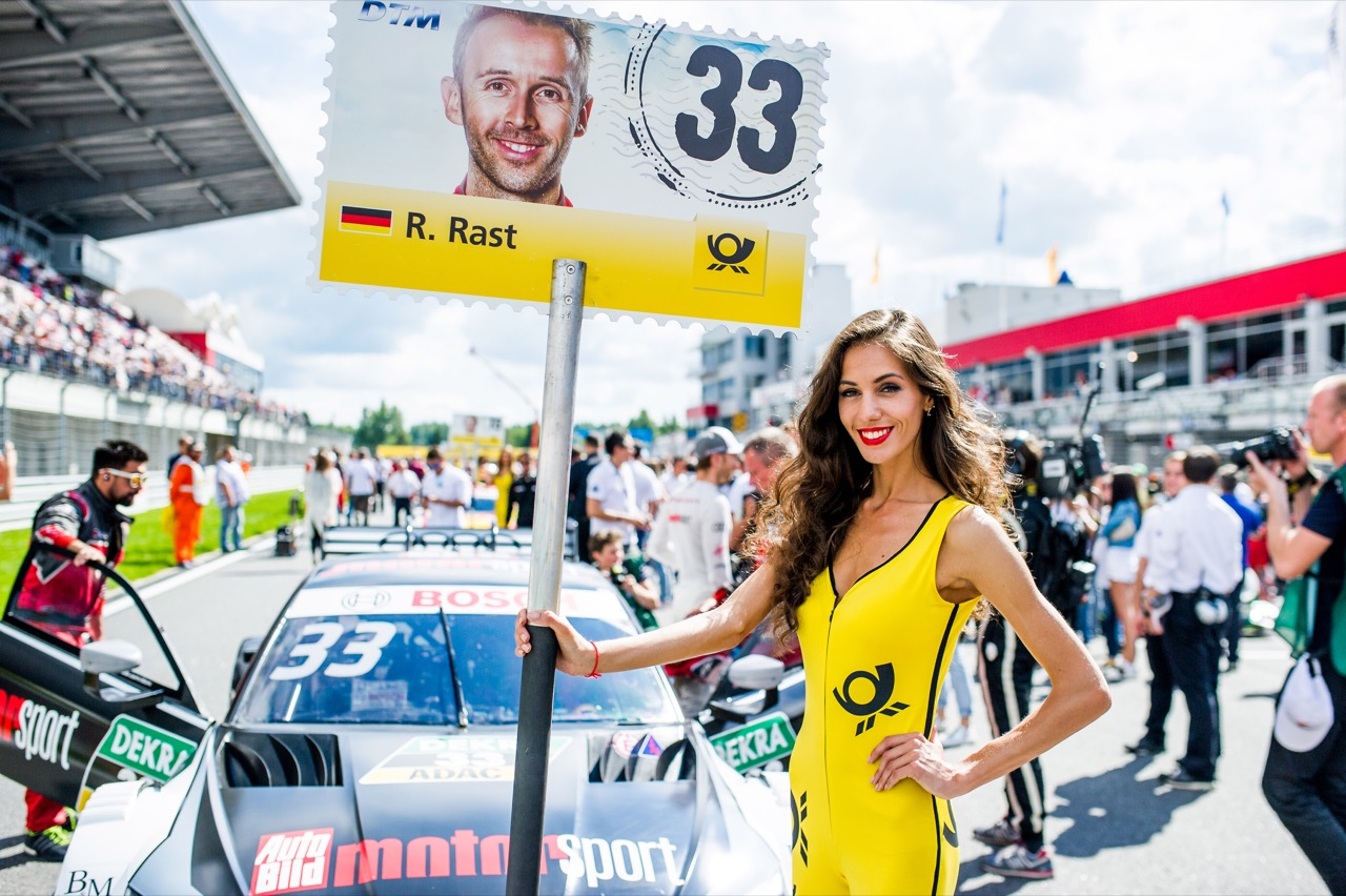 DTM Round 5, Moscow, Russia 21 - 23 07 2017