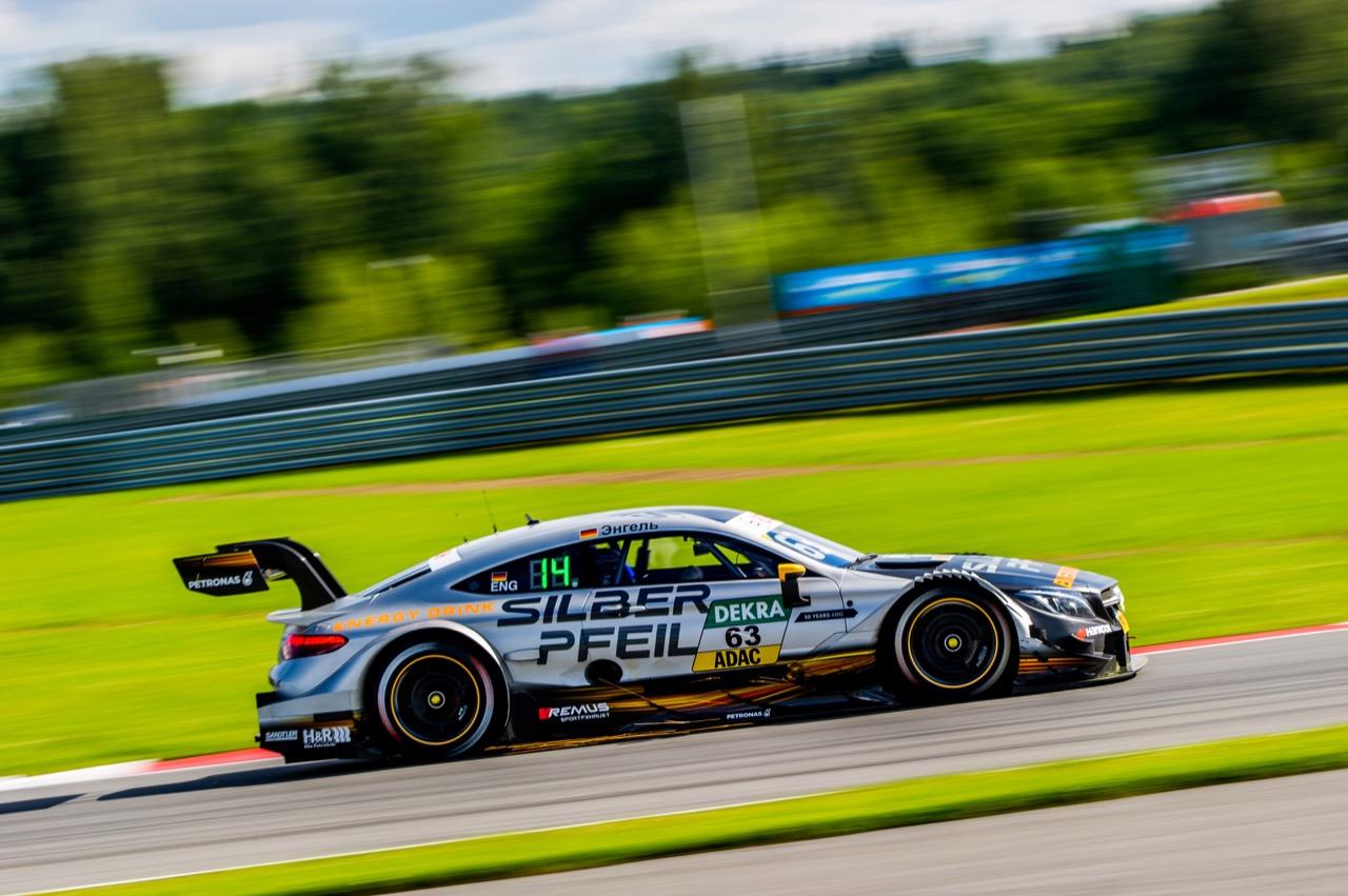 Maro Engel (GER) Mercedes-AMG Team HWA, Mercedes-AMG C63 DTM 22.07.2017