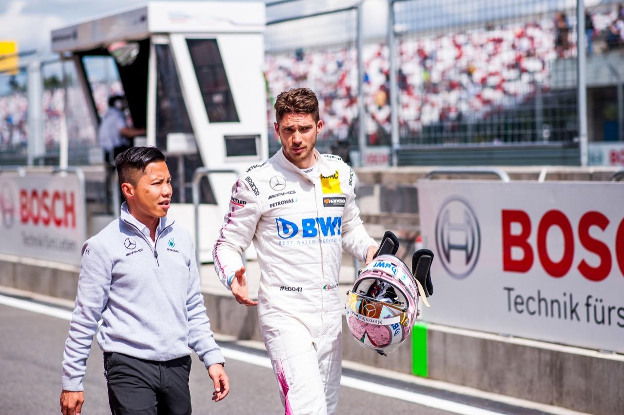 Edoardo Mortara (ITA) Mercedes-AMG Team HWA, Mercedes-AMG C63 DTM 22.07.2017