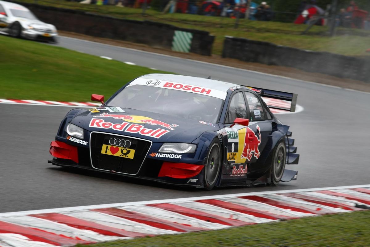 Dtm Round 7 - Brands Hatch - 2011