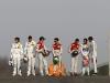 DTM Test Hungaroring, Budapest 31 March - 1 April 2014