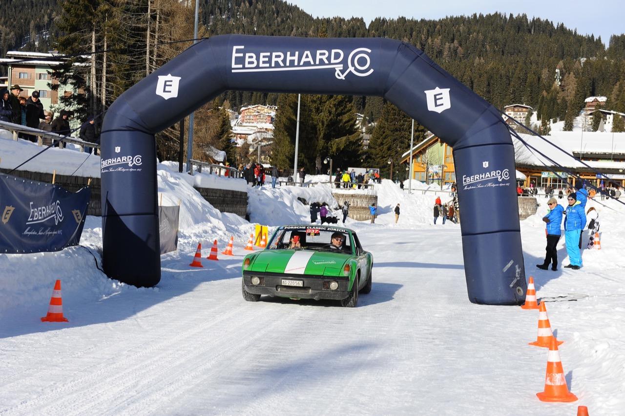 Eberhard & Co. - Winter Marathon 2019