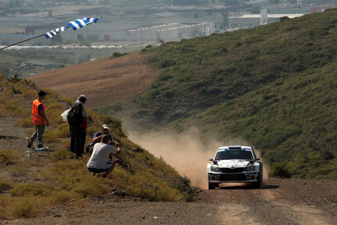 ERC Acropolis Rally, Greece 02 - 04 06 2017