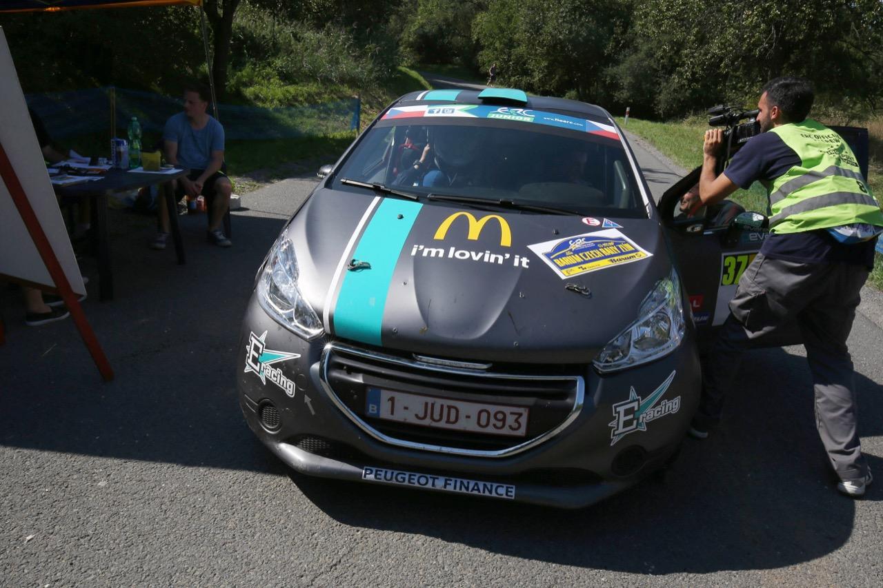 ERC Barum Czech Rally Zlin 28 - 30 08 2015