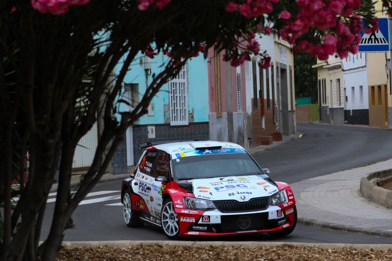 05.05.2017 - Antonin Tlustak (CZE) - Ivo Vybira (CZE) Skoda Fabia R5, Botka-Tlustak Racing