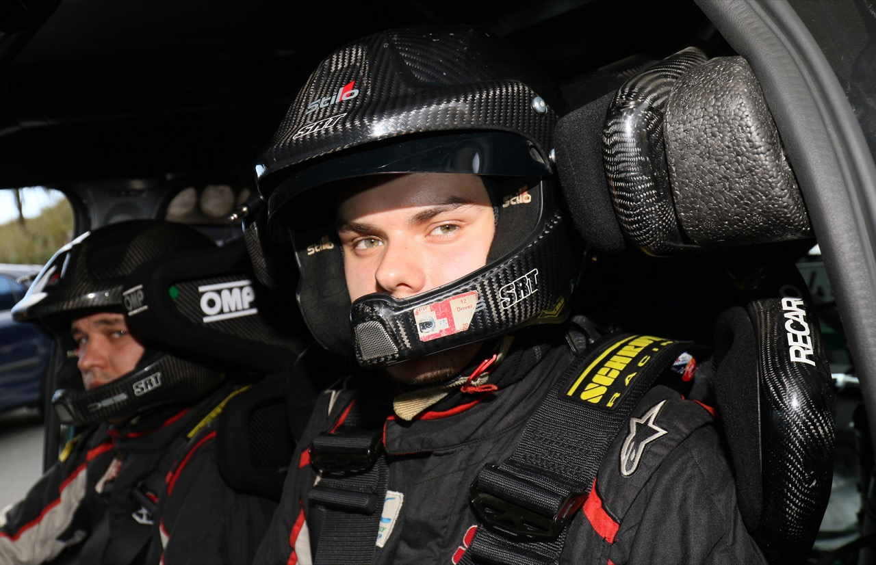 06.05.2017 - Nikolay Gryazin (LVA) - Yaroslav Fedorov (RUS) Skoda Fabia R5, Sport Racing Technologies