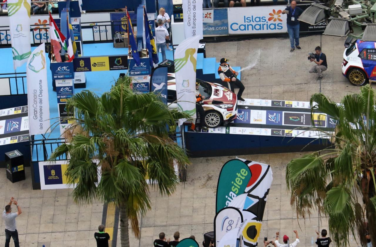 06.05.2017 - Alexey Lukyanuk (RUS) - Alexey Arnautov (RUS) Ford Fiesta R5, Russian Performance Motorsport