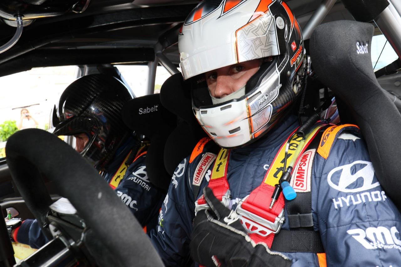 06.05.2017 - Alejandro Surhayen Pernía Calderón (ESP) - Carlos Del Barrio Corral (ESP) Hyundai i20 R5, RMC Motorsport