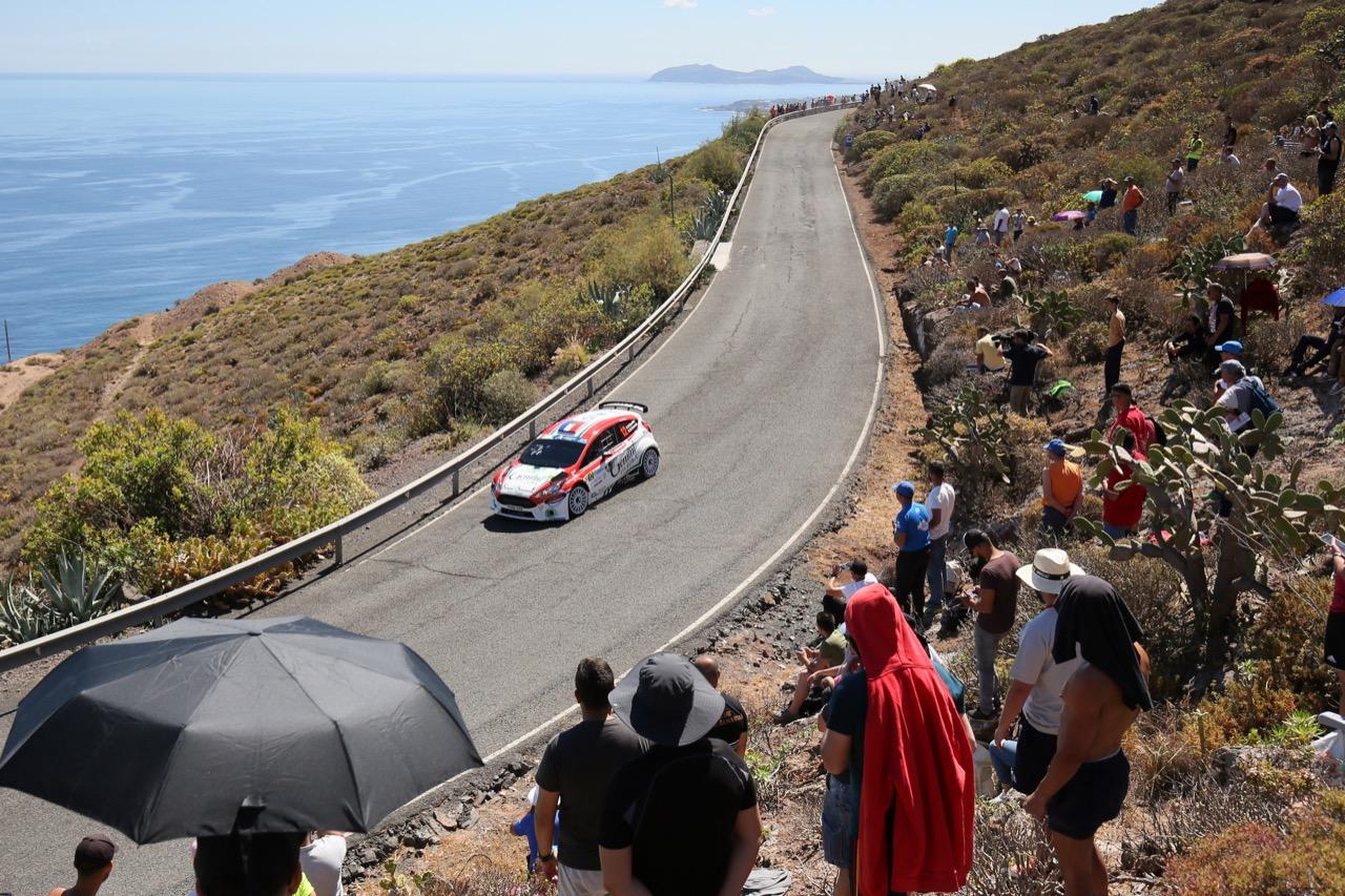 04.05.2017 - Shakedown, Bryan Bouffier (FRA) - Denis Giraudet (FRA) Ford Fiesta R5, Gemini Clinic Rally Team