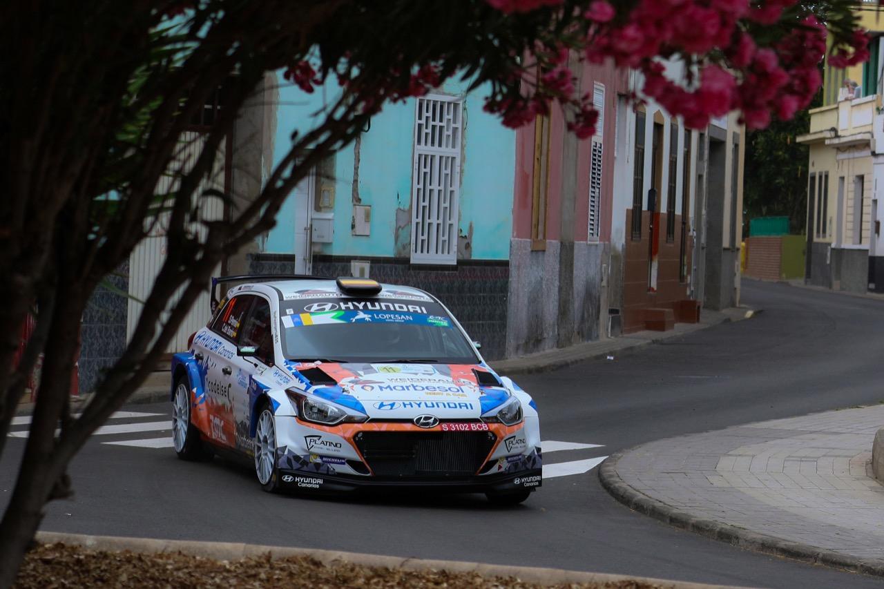 05.05.2017 - Alejandro Surhayen Pernía Calderón (ESP) - Carlos Del Barrio Corral (ESP) Hyundai i20 R5, RMC Motorsport