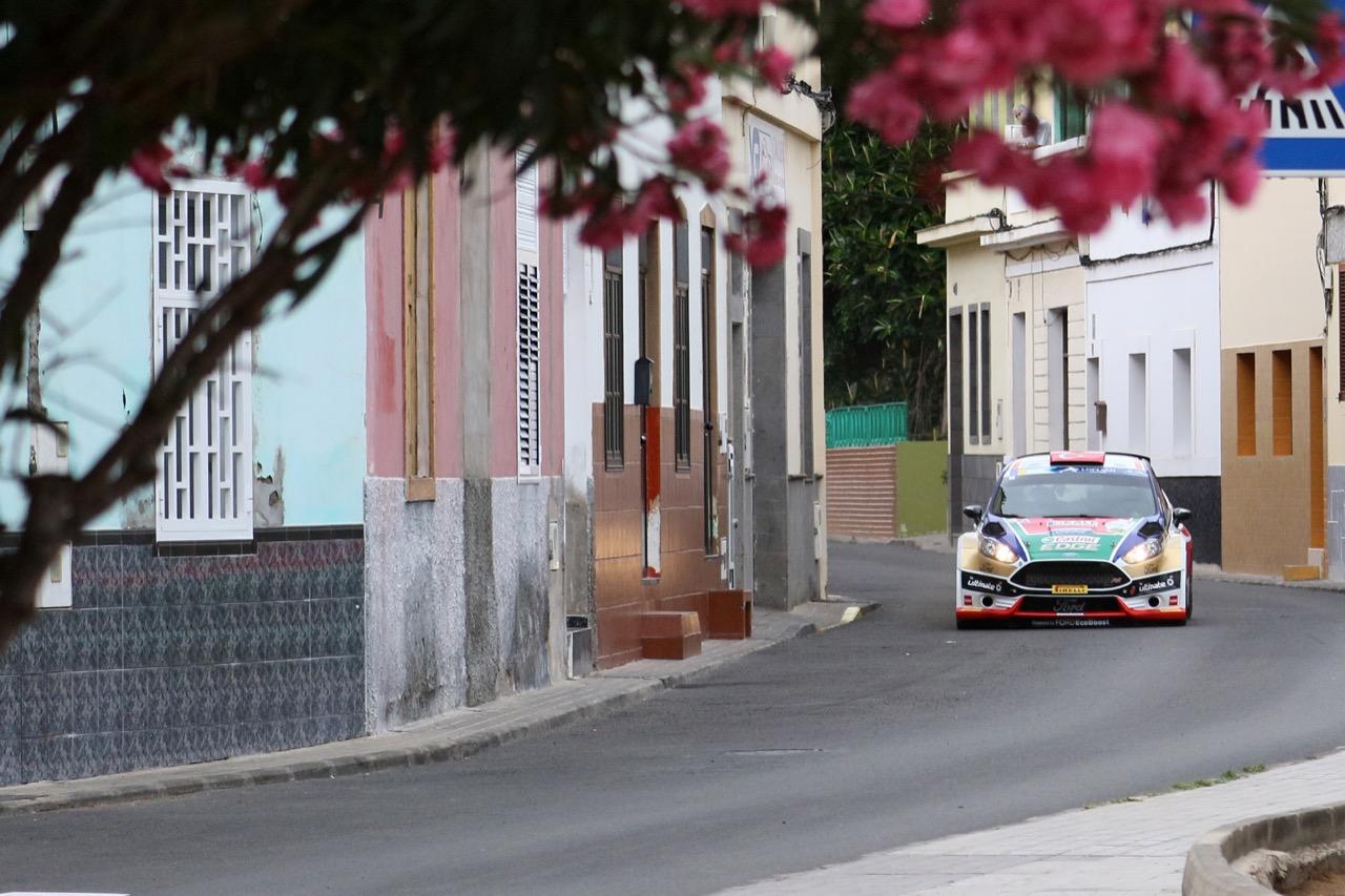 05.05.2017 - Murat Bostanci (TUR) - Onur Vatansever (TUR) Ford Fiesta R5, Castrol Ford Team Turkiye