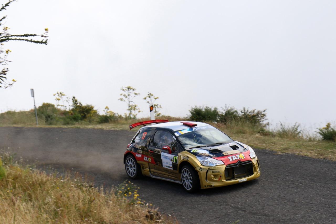 05.05.2017 - David Bótka (HUN) - Péter Szeles (HUN) Citroën DS3 R5, Botka-Tlustak Racing