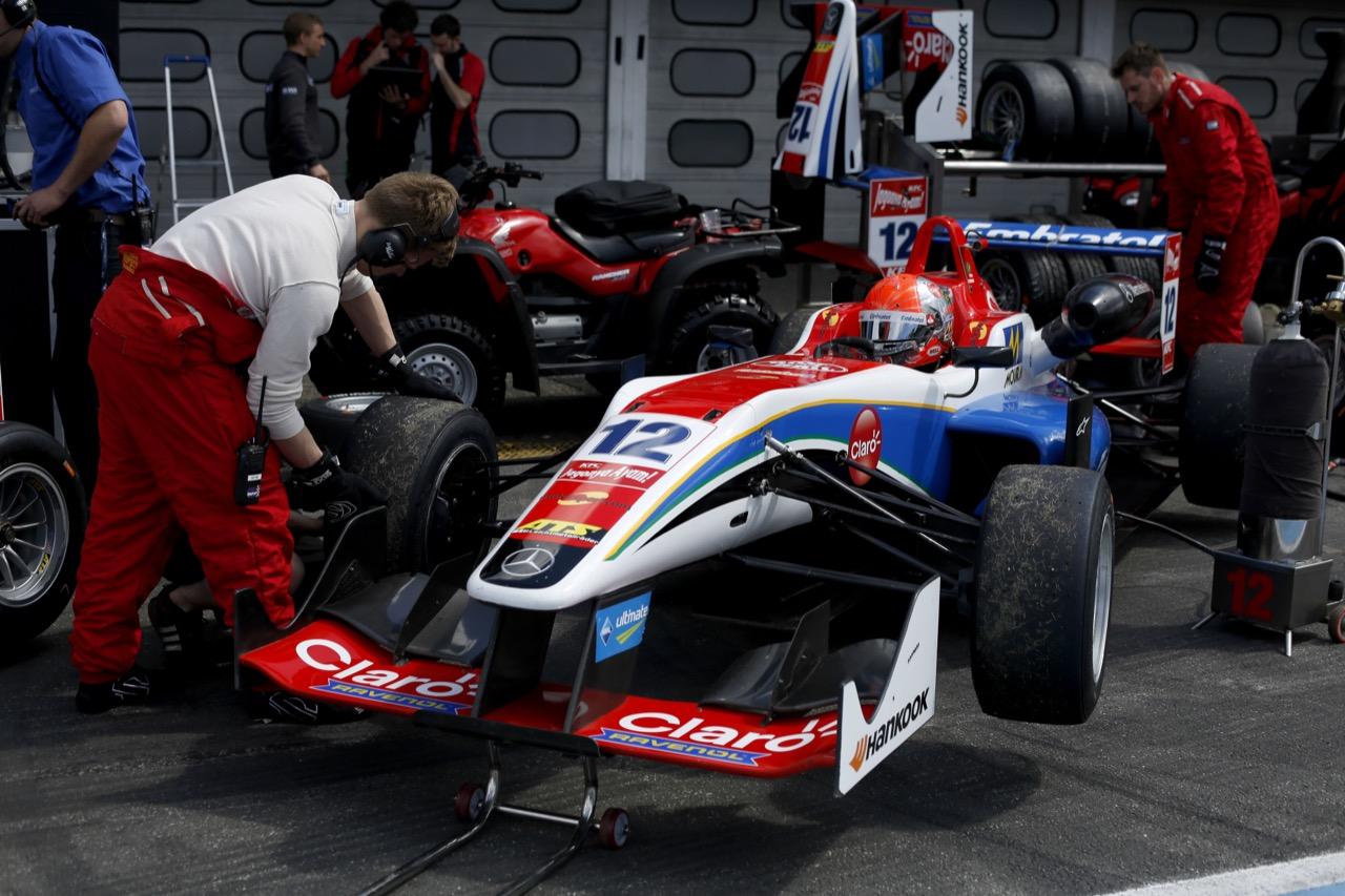 European F3 Championship, Hockenheimring 1 - 3 Maggio 2015