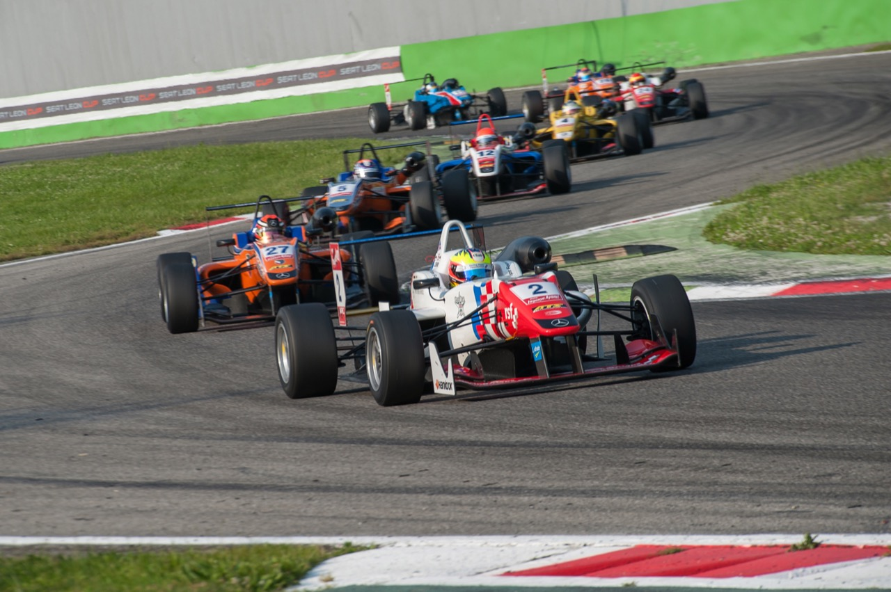 European F3 Championship, Monza 29 - 31 05 2015