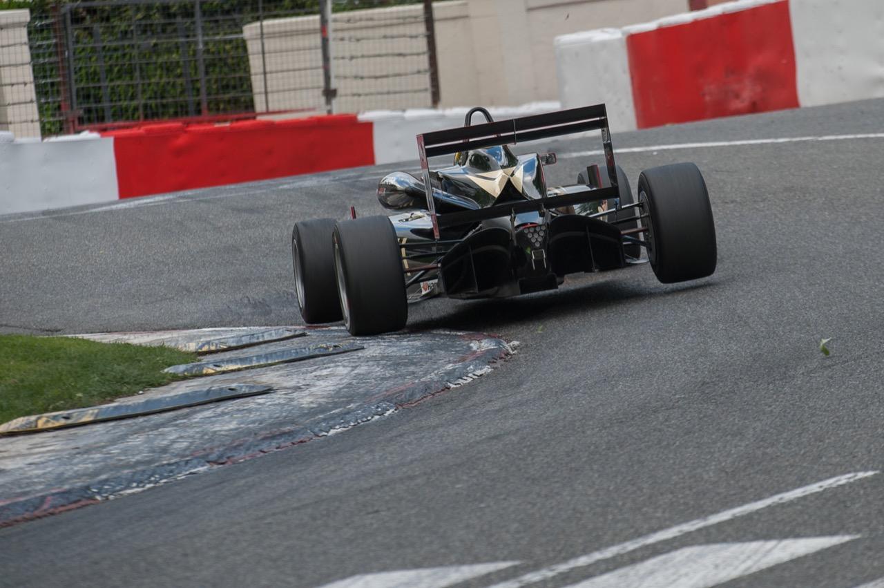 European F3 Championship Pau, France 15 - 17 Maggio 2015