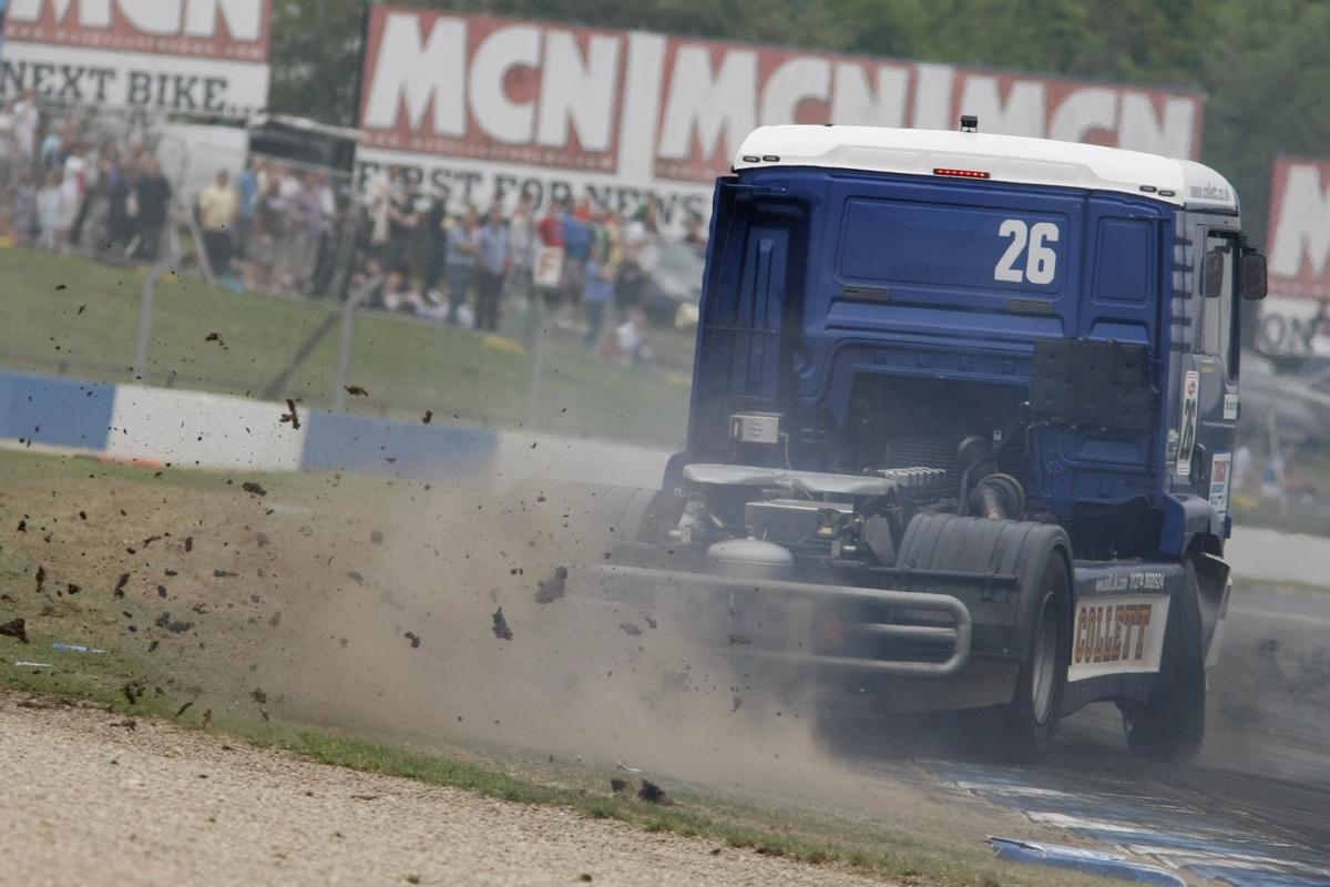 European Truck Racing Championship - Round 1- Donington - 2011