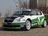Fabia S2000 di SKODA Italia Motorsport