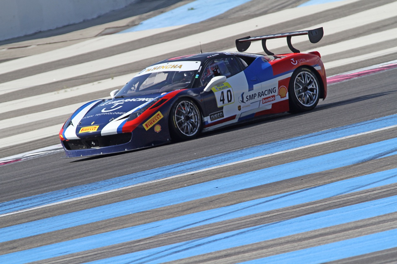 Ferrari Challenge 2015 Paul Ricard, France 24-26 luglio 2015