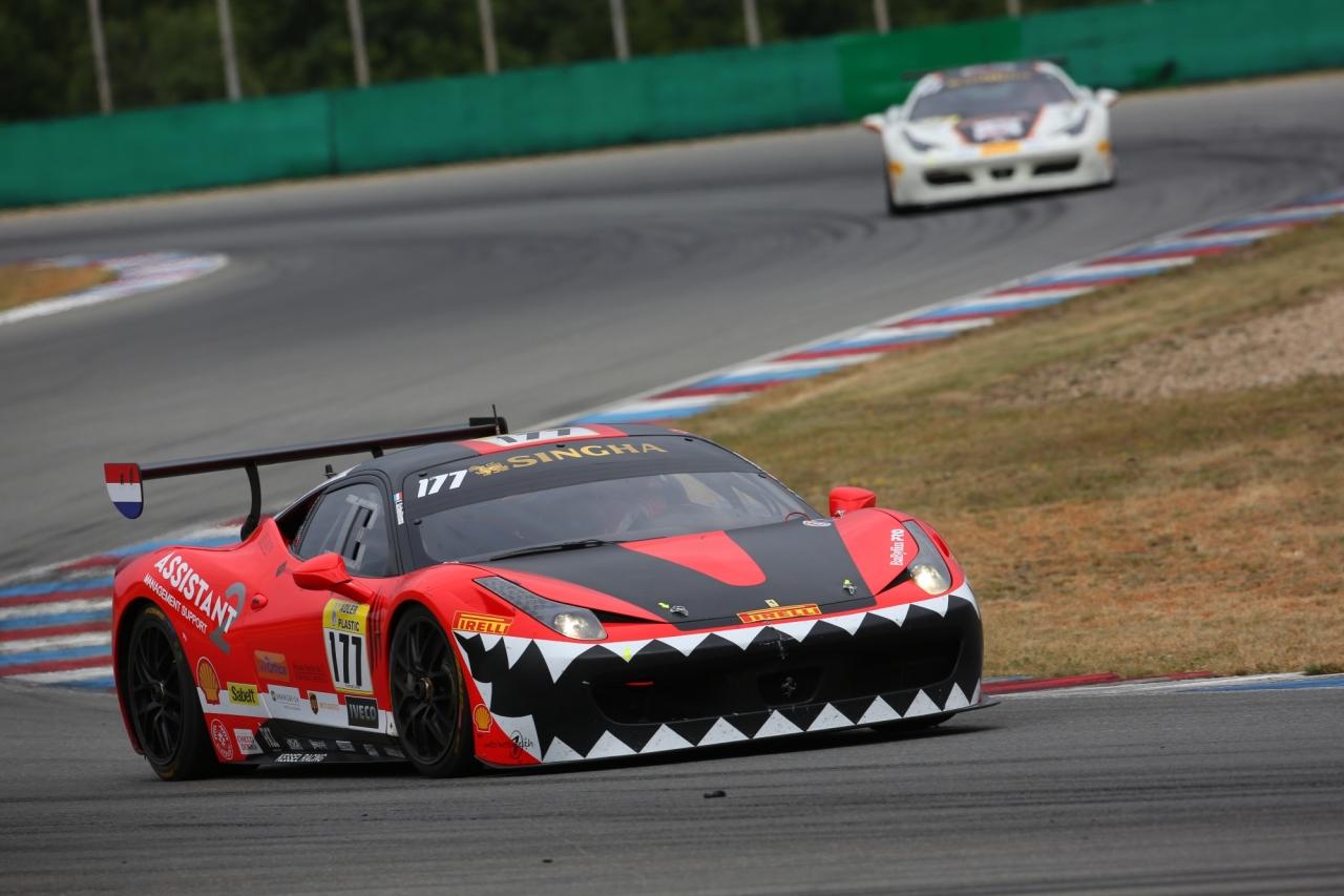 Ferrari Challenge Brno Czech Republic 20 22 06 2014