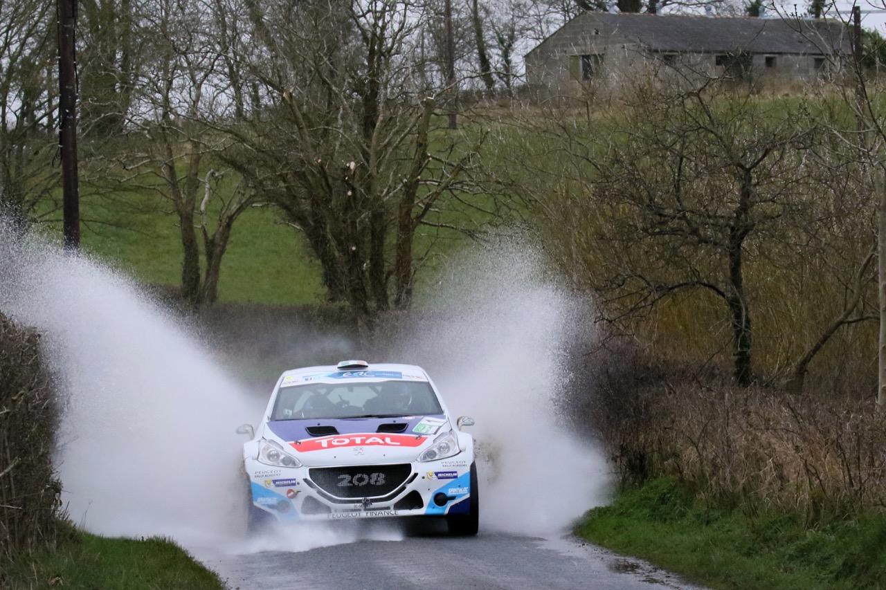 Craig Breen (IRL) - Scott Martin (GBR), Peugeot 208 T16