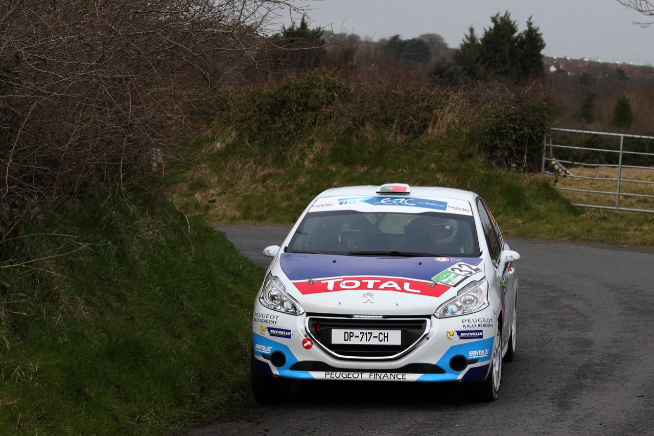 Diogo Gago (PRT) - Jorge Carvalho (PRT), Peugeot 208 vti