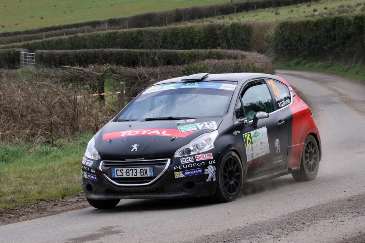 Christopher Ingram (GBR) - Gabin Moreau (FRA), Peugeot 208 vti