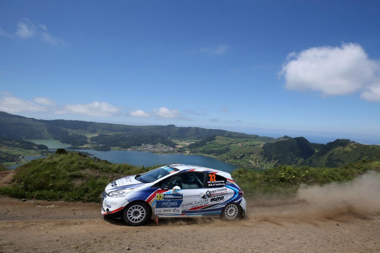 FIA ERC Rally Açores, Portogallo 4 - 6 giugno 2015