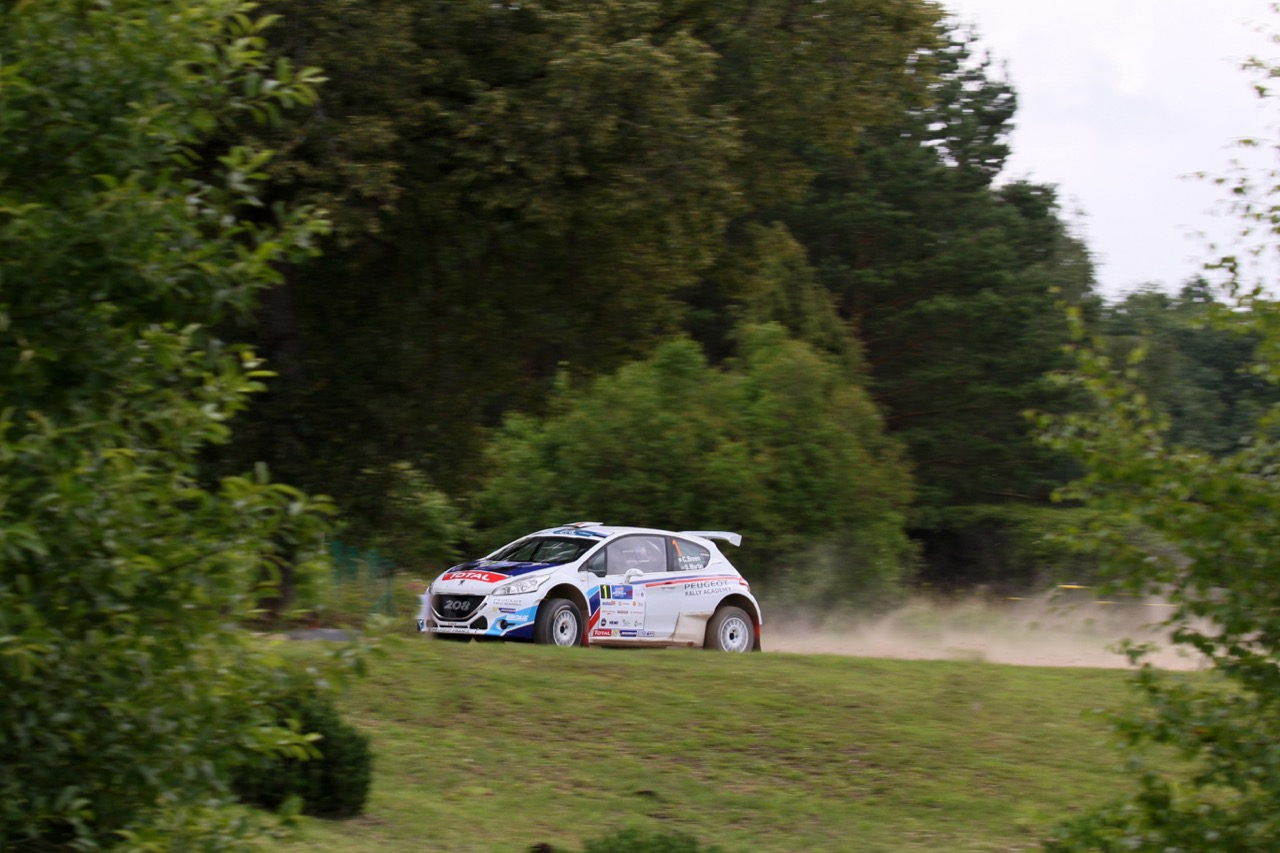 FIA ERC Rally Estonia 17 - 19 07 2015